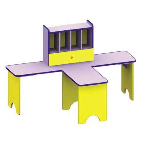Зона развивающих игр Б-56 стол для 2х - 4х детей