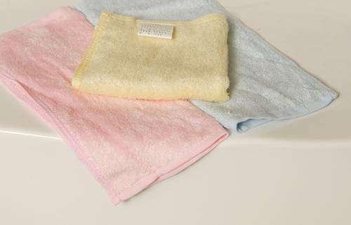 Бамбуковые полотенца для взрослых и детей
