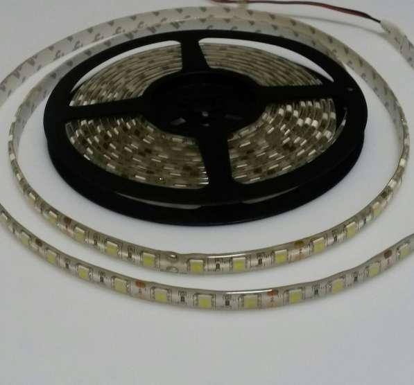 светодиодная лента smd5050 14,4W 12V,IP65 нейтрал