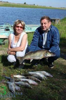 Рыбалка и отдых в Астрахани. База Золотая Дельта.