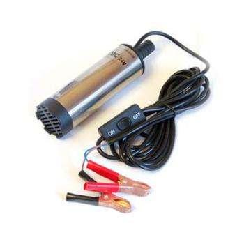 Насос для перекачки дизельного топлива 24V с фильтром