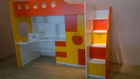 Детские комнаты. Огромный выбор!!!