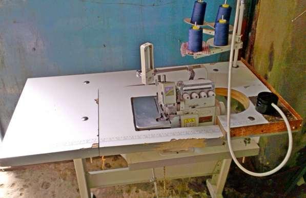 Продадим швейное оборудование за полцены