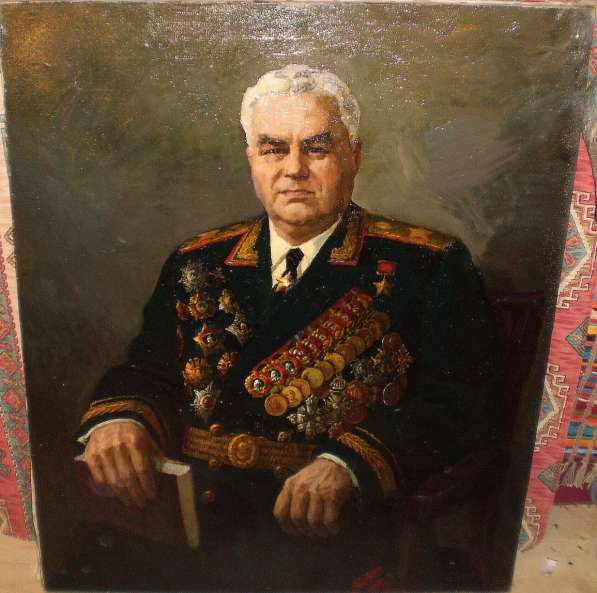 Коллекция военных портретов Пензова