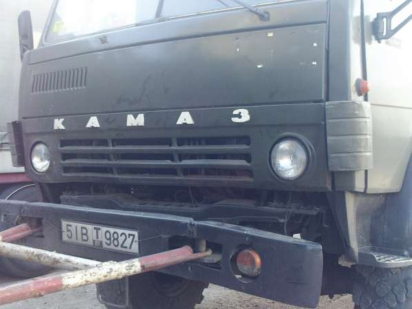 КАМАЗ 4310, ГАЗ 66