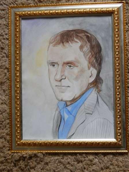 нарисую портрет на основе хорошей фотографии в Самаре