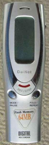 Диктофон Dainet