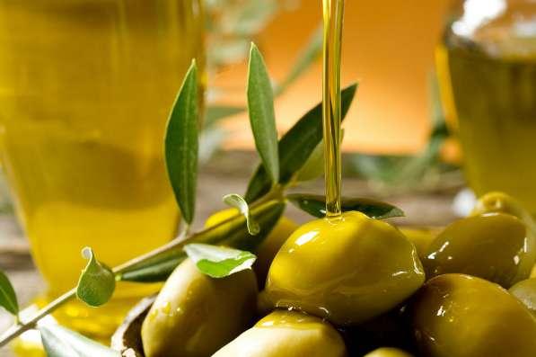 Оливковое Масло из Греции (домашнее)