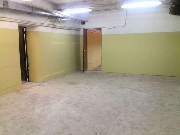 Подвальное помещение под производство и склад 116.6 м²