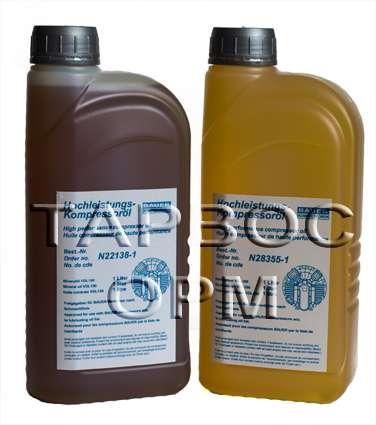 Компрессорное масло BAUER