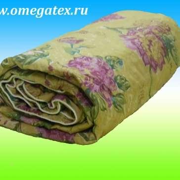 ТК Омега - Одеяла файбертек, синтепон в бязи, полиэстере, поликоттоне оптом от производителя из Иваново