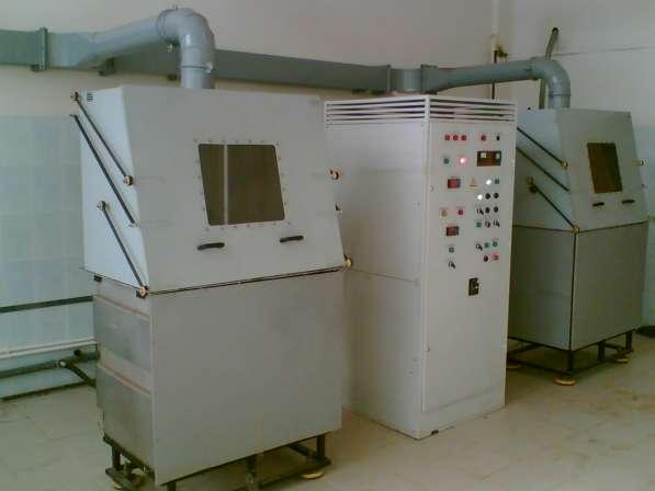 Установки электролитноплазменного полирования из Беларуси