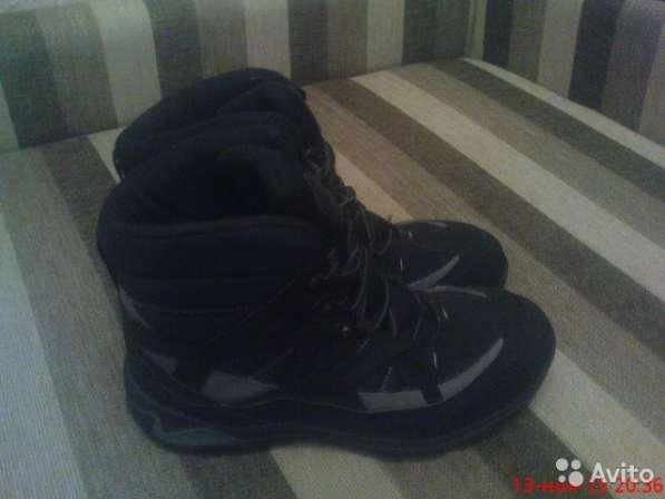 Продам зимние ботинки ЕССО