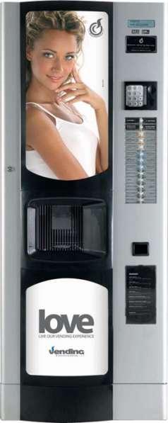 Продажа в Иркутске кофейных автоматов