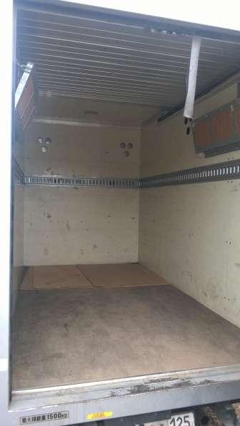 фургон до 3 тонн