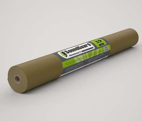 Звукоизоляция SoundGuard Membrane S (3000x1200x3,9 мм)
