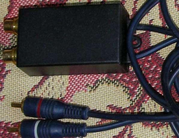 Cтереотрансформатор звуковой линейный в корпусе