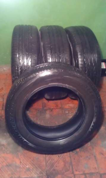Шины Bridgestone Dueler H/P 225/65/17 - 4шт