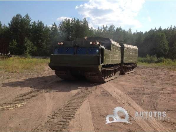 Вездеход Витязь - ДТ30П