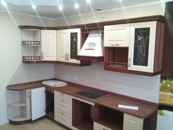 Кухни, шкафы-купэ