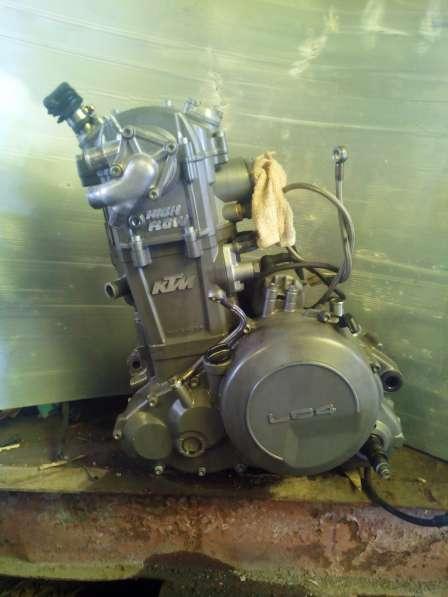 Двигатель KTM 400 EXC-R
