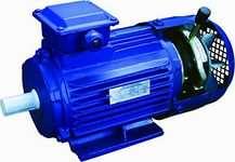 Электродвигатель аир с тормозом. от 0.12 до 315 кВт