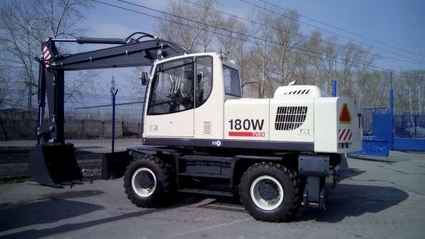 Продам экскаватор TVEX 180W
