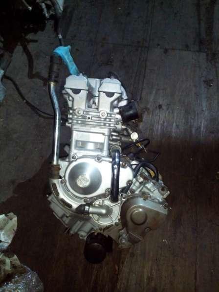 Двигатель YAMAHA ZEAL