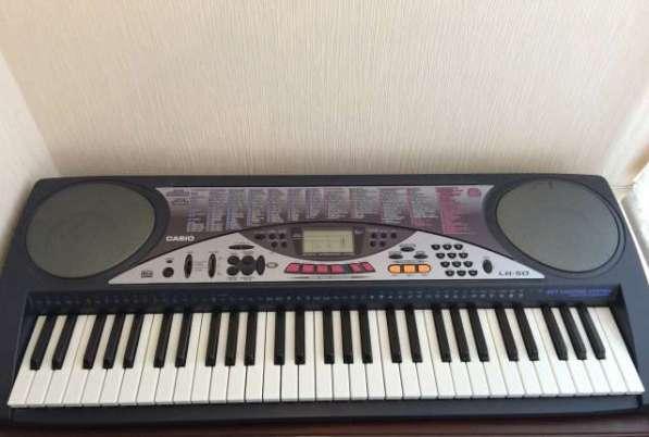 синтезатор CASIO LK 50 .Адрес г.Глазов Удмуртия