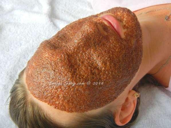 Натуральная коллагеновая маска для лица