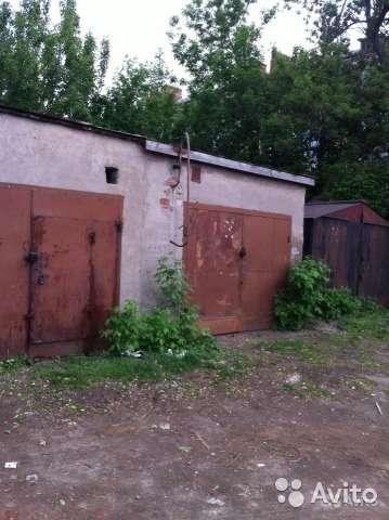 Сдам кирпичный гараж рядом с ул. Краснококшайская