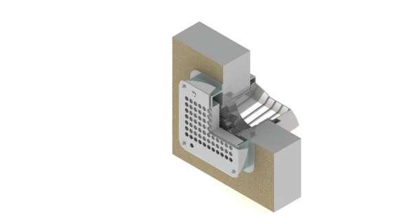 Энергоэффективный рекуператор воздуха SmartLX 100