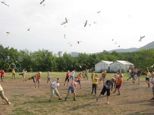 Планер летающий для детей 4-13 лет