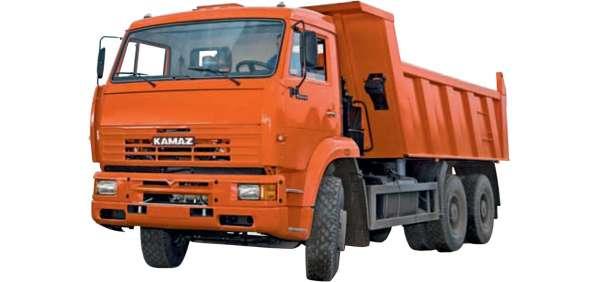 Заказ самосвала от 5 до 20 тонн в Новосибирске