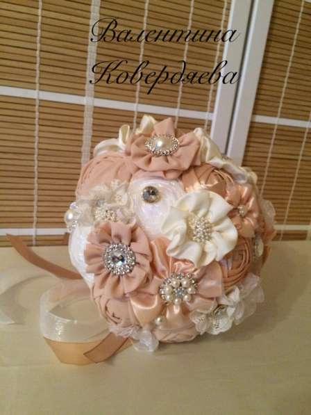 Брошь букет невесты свадьбу