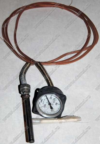Термометр ТКП-60/3М