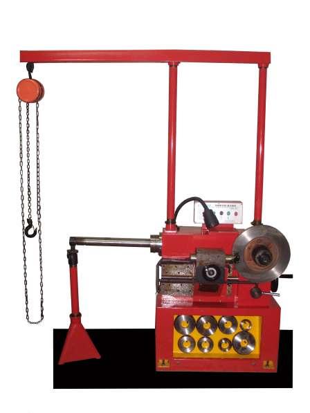 Станок для расточки тормозных барабанов ТТН-420