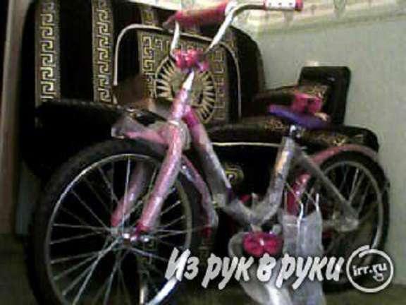 Детский велосипед Camila 20