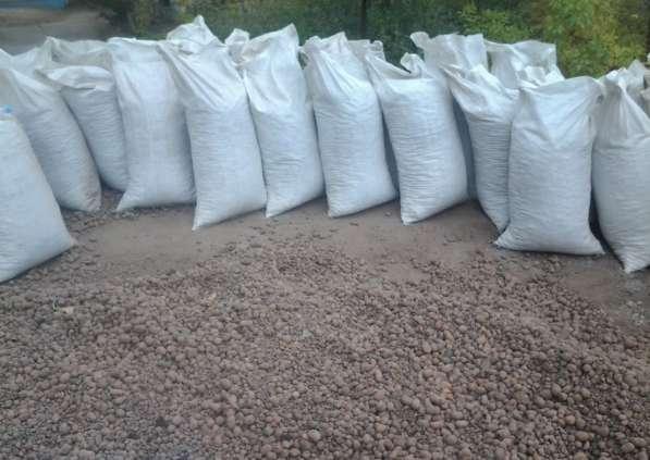 Керамзит в мешках фр.10-20 по 20-22 кг