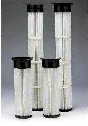 Фильтрующие элементы для силосов цемента, извести, золы