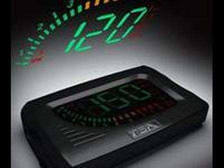 Проектор на лобовое стекло/ HUD дисплей TSA S100
