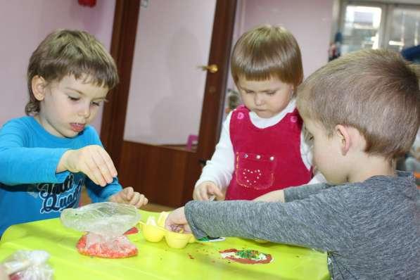 Развивающие занятия для детей в Новогиреево