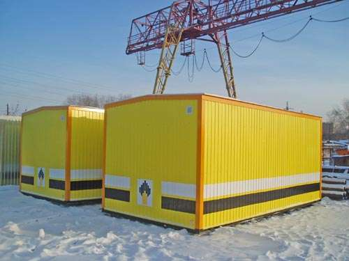 Бытовка Блок-контейнер в Екатеринбурге