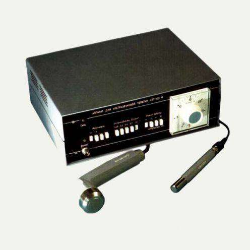 Аппарат для лечения ультразвуком УЗТ 1.01Ф.