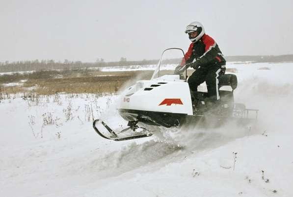 Снегоход Буран А (отправка в районы)