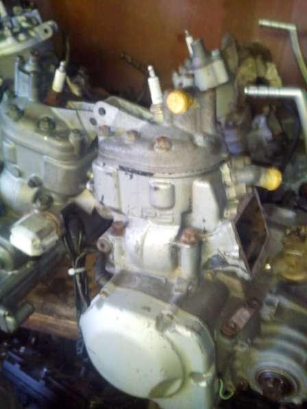Двигатель KAWASAKI KDX250SE