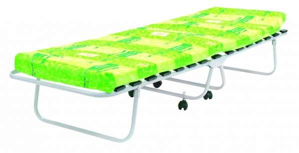 Кровать раскладная (раскладушка) Люкс М600, М1000