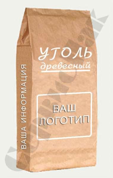 бумажные пакеты из крафт-бумаги для расфасовки древесного у