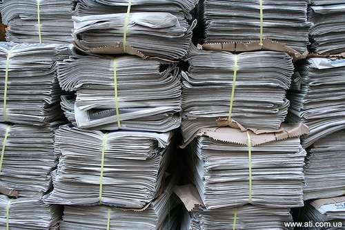 Макулатура, картон, гофрокартон, газеты, прием, вывоз.