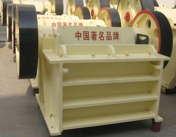 Дробилка щековая PEX-250×1000